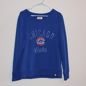 47' Brand Chicago Cubs Crew Neck Sweatshirt